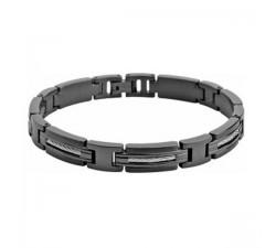 Bracelet acier Marina ROCHET B062391