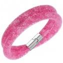 Bracelet STARDUST PINK DOUBLE SWAROVSKI 5139747