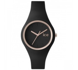 Montre ICE GLAM ROSE NOIR small ICE.GL.BRG.S.S.14