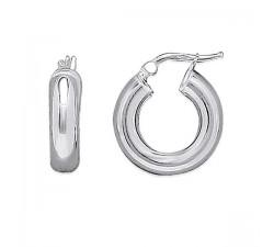 Boucles d'oreilles argent by Stauffer 1465025
