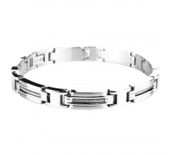 Bracelet acier Marina ROCHET B062360