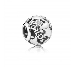 Charm Around the World Ajouré PANDORA 791718CZ