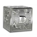 Tirelire cube by Stauffer