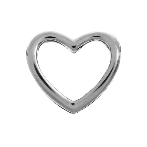Open Heart Argent Charm Endless 41161