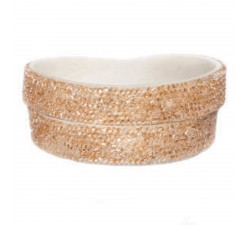 Crystal Fine Rocks Double Bracelet, ADORE 5072469