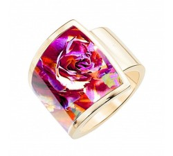 Bague Vision of rose CHRISTIAN LACROIX X26244D