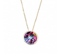 Collier Vision of space plume CHRISTIAN LACROIX X46241D