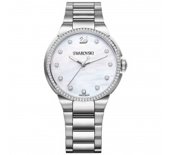Montre City White Bracelet SWAROVSKI 5181635