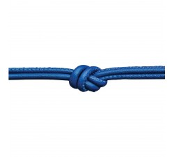 Collier Endless en cuir Blue Sapphire 13104