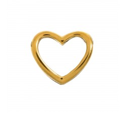 Endless Jewelry Open Heart Or Charm 51156