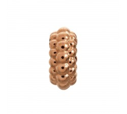 Endless Circles Rosé d'or Charm 61153