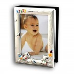 Cadre photo jouets multicolores by Stauffer