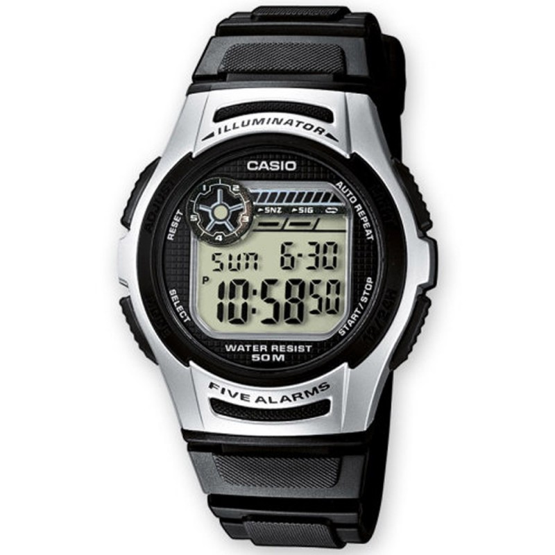 Montre CASIO COLLECTION W 213 1AVES Achat  8NXPF
