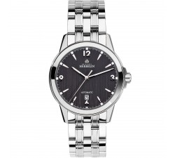 Montre homme MICHEL HERBELIN City steel 1650/B14