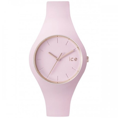 Montre ICE GLAM PASTEL PINK LADY small ICE.GL.PL.S.S.14