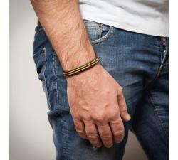 Bracelet CLIPPER BAC2-JAUNE
