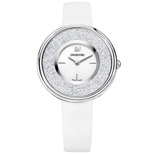 Montre Crystalline Pure, blanc SWAROVSKI 5275046