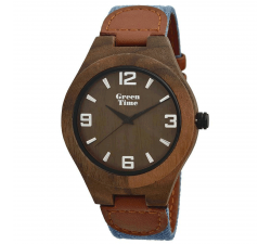 Montre bois de santal GREENTIME ZW030H