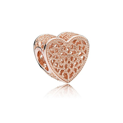 Cham Rose Rempli d'Amour Pandora 781811
