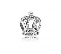 Charm Couronne de conte de fées PANDORA Argent 925/1000 792058CZ