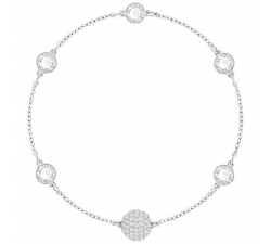 Timeless Swarovski Remix Collection, blanc, métal rhodié SWAROVSKI 5352726