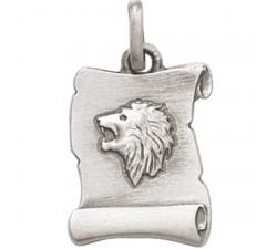 Pendentif zodiaque Lion argent 925/1000 by Stauffer