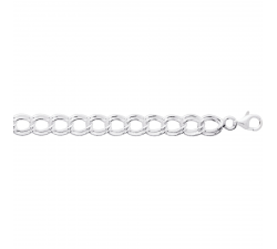 Bracelet argent 925/1000 by Stauffer
