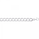Bracelet argent 925/1000 by Stauffer