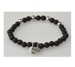Bracelet bois wenge femme GREENTIME ZWB209A