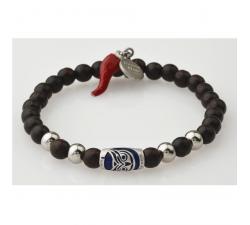 Bracelet bois wenge GREENTIME ZWB213B