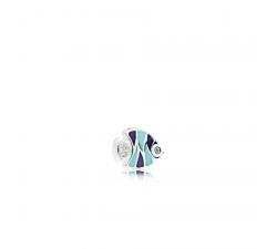Miniature Poisson tropical Argent 925/1000 Pandora 792181ENMX