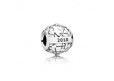 Charm Club 2018 Argent 925/1000 Pandora 796602D