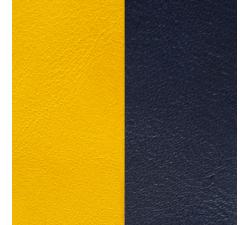 Cuir pour pendentif rectangulaire collier Les Georgettes - Sun / Marine 40 mm 703110299A4000