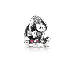 Charm Disney, Bourriquet Argent 925/1000 Pandora 791567EN80