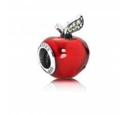 Charm Disney, Pomme de Blanche-Neige Argent 925/1000 Pandora 791572EN73