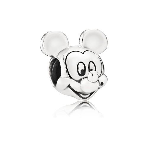 Charm Disney, Portrait de Mickey Argent 925/1000 Pandora 791586