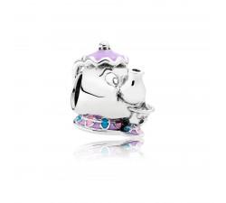 Charm Disney, Madame Samovar et Zip Argent 925/1000 Pandora 792141ENMX