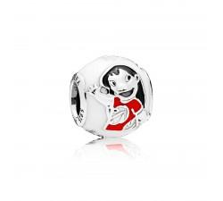 Charm Disney Lilo & Stitch Argent 925/1000 Pandora 796338ENMX