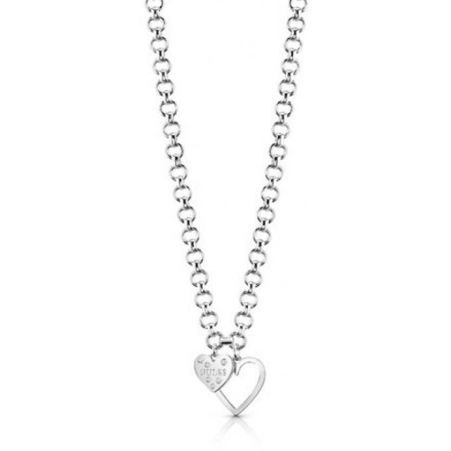 Collier Guess HEART IN HEART UBN84012