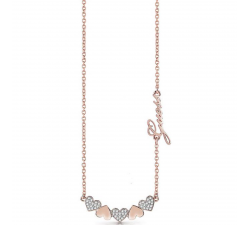 Collier Guess HEART BOUQUET UBN85045