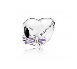 Charm Meilleure Demoiselle d'Honneur Argent 925/1000 Pandora 797272EN159