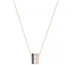 Pendentif Hint, multicolore, combinaison de métaux plaqués SWAROVSKI 5353666