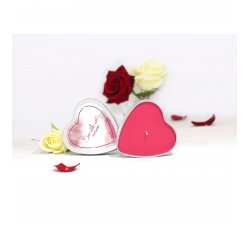Bougie Sweetheart (Boucles d'oreilles) Jewel Candle 203112FR