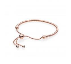 Bracelet Coulissant Moments en PANDORA Rose* PANDORA ROSE 587125CZ-2
