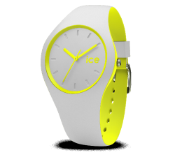 Montre ICE WATCH ICE-DUO - Grey Yellow - Medium 40 mm 001500