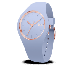 Montre ICE Glam Colour - Sky - MEDIUM 40 MM 015333