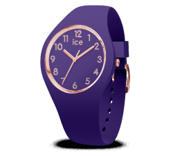 Montre ICE WATCH ICE Glam Colour - Ultra violet - SMALL 34 MM 015695