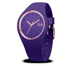 Montre ICE Glam Colour - Ultra violet - MEDIUM 40 MM 015696