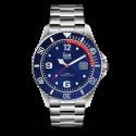 Montre ICE WATCH ICE STEEL - BLUE SILVER - MEDIUM 40 MM 015771