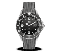 Montre ICE WATCH ICE STEEL - GREY - MEDIUM 40 MM 015772